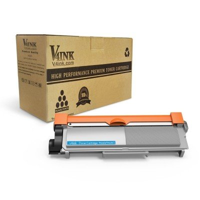 Brother TN660 TN630 Compatible Black Toner Cartridge - 1 Pack