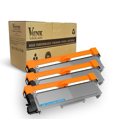 Brother TN660 TN630 Compatible HY Black Toner Cartridges - 3 Packs