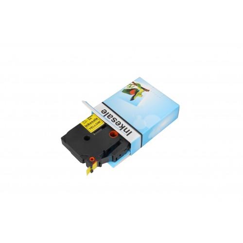 Inkesale RL-BR TZ661 Label Tape