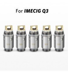 IMECIG Q3 Box Mod 0.4ohm coil head Clearomizer Electronic