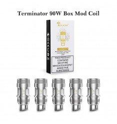 Tesla® 5 Pcs sub 0.2 ohm E Cigarette Replacement Atomizer Coil